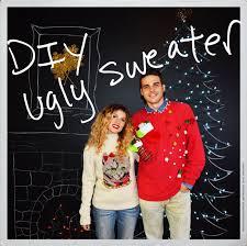 mr kate diy ugly christmas sweater
