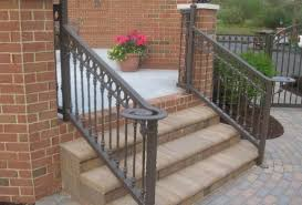 handrails for outdoor stairs how to select the best outdoor