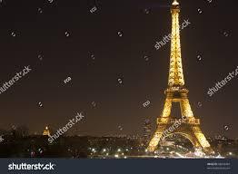 eiffel tower light show paris march 16 eiffel tower light stock photo 68876494 shutterstock