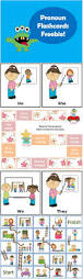58 best pronouns images on pinterest language activities