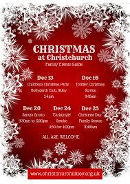 christchurch ilkley christmas 2014