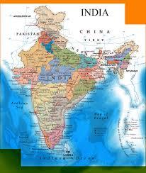 India Political Map India Political Map