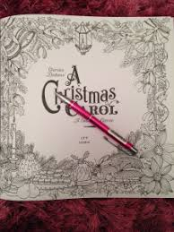 charles dickens u0027 a christmas carol a colouring classic by