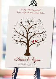 Wedding Trees The 25 Best Wedding Fingerprint Tree Ideas On Pinterest