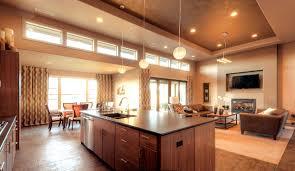 open kitchen floor plans open kitchen house plans intended for small open floor plan forafri