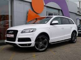 audi q7 for sale in chicago 2011 audi q7 s line 3 0tdi 245 clean diesel white for sale in