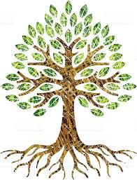 roots clipart leaf tree pencil and in color roots clipart leaf tree