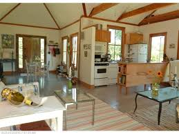 cottage open floor plans tiny shingled cottage for sale in maine