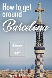 die besten 25 barcelona public transport ideen auf pinterest