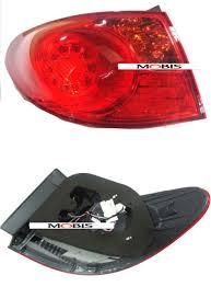 2007 hyundai elantra tail light bulb tail l out side left 924012h500 for hyundai elantra hd 2007 ebay