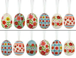 vintage non glass easter ornaments traditions