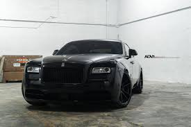 roll royce modified rolls royce wraith adv5 2 track spec cs wheels