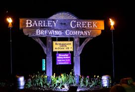 barley creek brewing company tannersville menu prices