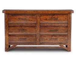 Bear Creek Storage Bedroom Set Furniture Row - Bear furniture