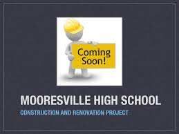 Construction Plans Online Mooresville Graded District Mhs Construction Project