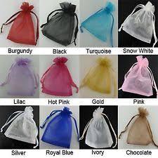 large organza bags organza bags ebay