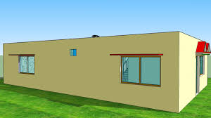 2bhk plan with 3d sketchup youtube