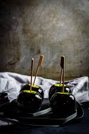 poison toffee apples for halloween simply delicious
