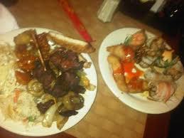 comi de cuisine yo me comi 2 platos picture of hibachi buffet duluth tripadvisor