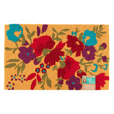 Rv Rugs Walmart by The Pioneer Woman Timeless Floral Kitchen Rug Walmart Com