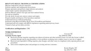 medical assistant skills resume entry level medical assistant
