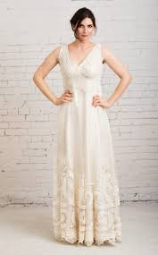 rustic wedding dress boho wedding dress casual wedding