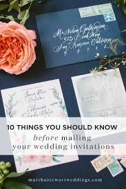 when do i send wedding invitations when do wedding invitations go out dhavalthakur com