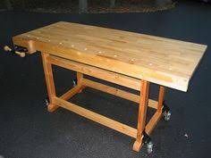 Woodworkers Bench Plans 100 Workbench Plans Build A Customized Workbench Planspin Com