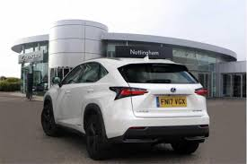 lexus nx dimensions used 2017 lexus nx 300h 2 5 sport 5dr cvt for sale in
