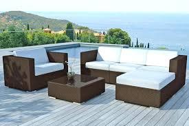 canap ext rieur design mobilier de jardin contemporain jardin salon de jardin design fresh