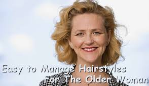 easy manage hairstyles easy to manage hairstyles for the older woman youtube