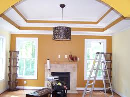 what are the differences between interior and exterior painting