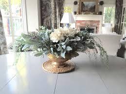 faux floral arrangements eleven gables diy gorgeous faux floral centerpiece arrangement