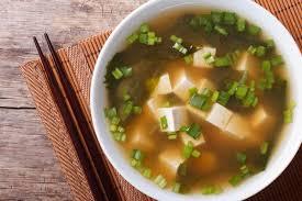cuisine japonaise traditionnelle recette soupe miso invitez la cuisine japonaise chez vous