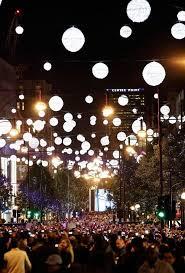 98 best christmas lights london images on pinterest christmas