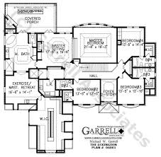 traditional two story house plans lexington house plan 06001 2nd floor plan traditional style