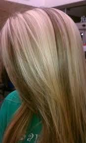 chocolate hair with platinum highlight pictures delaney s hair blonde with chocolate brown chunky lowlights