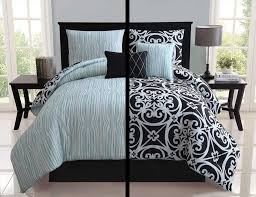 comforter white black and tan comforter sets red flowers design
