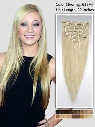 22 inch hair extensions 22 inch clip in hair extensions 125g uss613a22