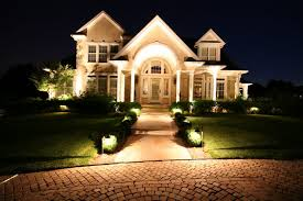 stunning architectural exterior lighting design landscape on