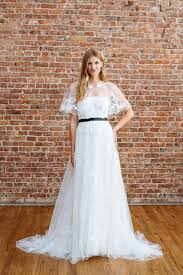 Wedding Dress Trend 2018 The Key 2018 Wedding Dress Trends From New York Bridal Fashion