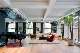 Stunning Nyc Loft Apartments Photos Interior Designs Ideas - New york apartments interior design