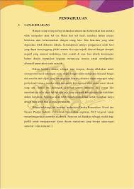 contoh desain proposal keren proposal pameran akademik desain paramadina teh anget angkatan 2012