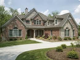 Southern Home Interior Design by Home Design Ideas New Construction Brick Home New Brick Home