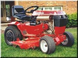 wheel horse 416 8 repower