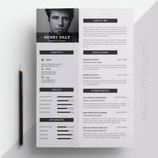 free resume template layout majalah png background effects indesign cv vectors photos and psd files free download