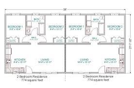 2 bedroom duplex floor plans uncategorized duplex house plans with imposing 2 bedroom bath