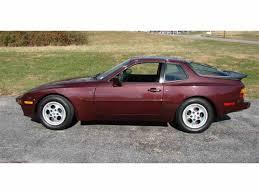 1987 porsche 944 for sale classiccars com cc 999262