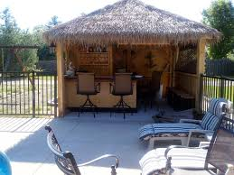 Gazebo With Bar Table Make Your House More Entertaining With House Pool Ideas Midcityeast