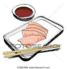 clipart cuisine clip of japanese cuisine food sketch k12657658